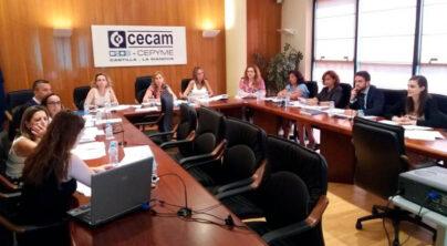 La Confederación asesorará a las empresas de la región sobre Formación Profesional para el Empleo