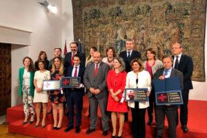 Se entregan los `Distintivos de Excelencia en Igualdad´, de cuya Comisión de Selección CECAM es miembro