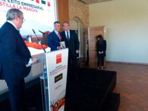 Premios al Éxito Empresarial de Castilla-La Mancha 2019 de Actualidad Económica