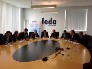 El Comité Ejecutivo de CECAM apoya la candidatura de Antonio Garamendi a la presidencia de CEOE