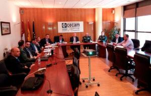 FETCAM trata la entrada en vigor de la nueva norma que regulará la estiba y sujeción de la carga en camiones
