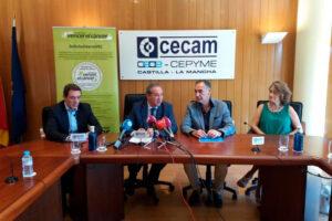 La Fundación Vencer el Cáncer concede a CECAM el SelloSolidarioVEC por su respaldo en la lucha contra el cáncer