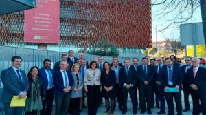 Constituidos los plenos de las Cámaras de Comercio de la región