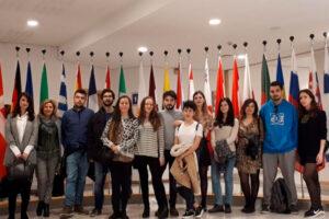 PROGRAMA DE MOVILIDAD EUROPEA DE CECAM: VISITA INSTITUCIONAL EN BRUSELAS
