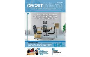 Ya está disponible el último número de nuestra revista CecamInforma