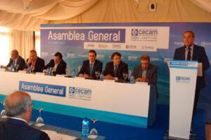 Ángel Nicolás, reelegido Presidente de CECAM para los próximos cuatro años