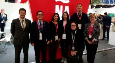 Balance positivo de la acción comercial de CECAM en la Feria Anuga