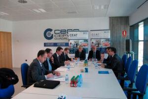 CEAT CLM traslada las necesidades de los autónomos de la región a los representantes de Ciudadanos CLM