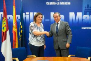 CECAM y Gobierno regional colaborarán para realizar acciones de promoción exterior y de formación en internacionalización para empresas