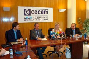 CECAM expresa su pesar por el fallecimiento de la consejera de Fomento, Elena de la Cruz