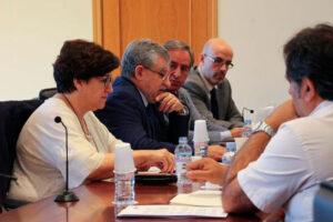 CECAM y Gobierno regional aúnan esfuerzos para impulsar la Formación Profesional y los programas de Garantía Juvenil