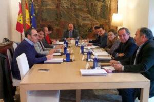 CECAM destaca los altos porcentajes de ejecución y cumplimiento del Pacto por la Recuperación Económica de CLM