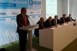 CECAM pide estabilidad para garantizar el crecimiento económico
