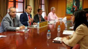 CECAM participa en la comisión de seguimiento del Plan Especial de Empleo de Zonas Rurales Deprimidas