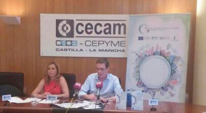 CECAM presenta el programa de movilidad internacional en empresas para jóvenes de Castilla-La Mancha