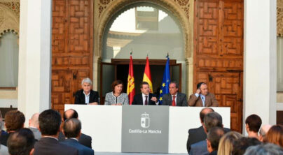 CECAM suscribe el Pacto por la Recuperación Económica de C-LM junto con Gobierno regional y sindicatos