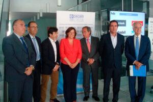 El Comité Ejecutivo de CECAM analiza el documento del Pacto por la Recuperación Económica de CLM