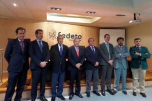 Las Confederaciones regionales empresariales de Castilla-La Mancha y Extremadura buscan estrategias conjuntas ante las administraciones