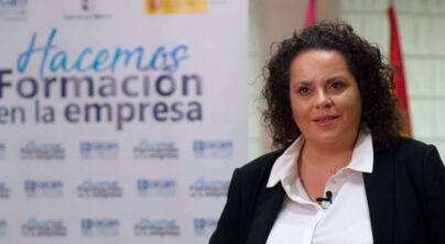"""CONSEJERÍA DE ECONOMÍA, EMPRESAS Y EMPLEO """"HACEMOS FORMACIÓN EN LA EMPRESA""""."""