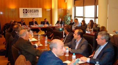 La Federación Regional de Empresas Constructoras (FERECO) celebra su asamblea y elige nuevo Presidente