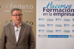 FEDETO CEOE CEPYME TOLEDO. «HACEMOS FORMACIÓN EN LA EMPRESA».