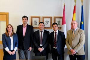 FERECO y la UCLM firman un convenio de colaboración para práctica de Estudiantes