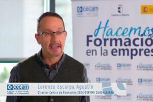 CENTRO FORMACIÓN CEOE-CEPYME GUADALAJARA. «HACEMOS FORMACIÓN EN LA EMPRESA».