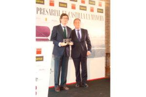 Premios Actualidad Económica al éxito empresarial en Castilla-La Mancha 2018