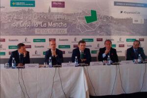 El Presidente de CECAM, Ángel Nicolás, expone los retos y desafíos de la región en la jornada XXX Aniversario de Expansión