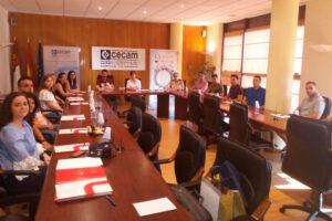 Más de cien jóvenes de la región optan al programa de movilidad internacional impulsado por CECAM