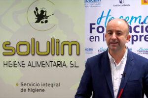 Solulim Higiene Alimentaria, S.L. «Hacemos formación en la empresa».