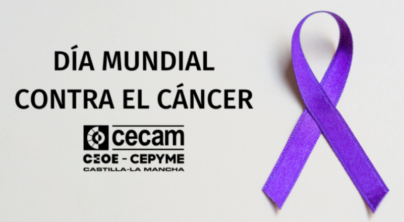 CECAM aprueba una Declaración Institucional con motivo del Día Mundial contra el Cáncer