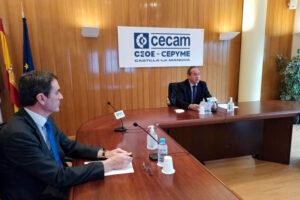 Los empresarios de Castilla-La Mancha afrontan 2021 con preocupación, tras un año aciago que ha dejado a las empresas «desgastadas»
