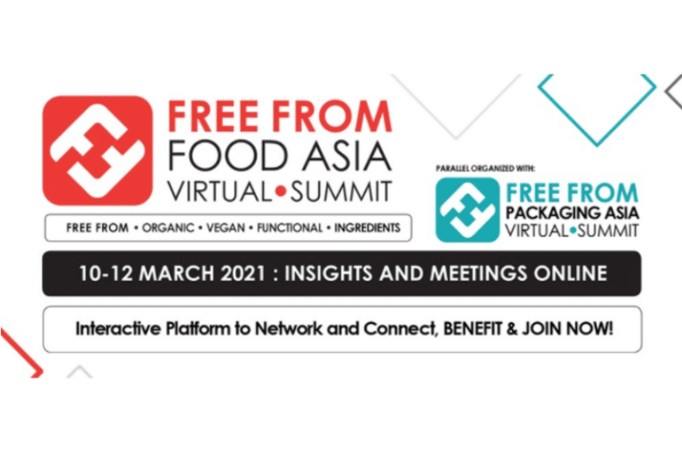 Encuentros internacionales virtuales en Free From Food Asia Virtual Summit