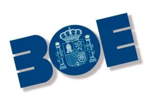 BOE. FORMACIÓN PROFESIONAL PARA EL EMPLEO Y COVID-19