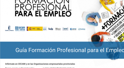 Charla informativa sobre Formación Profesional para el Empleo realizado en Cuenca