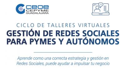 Ciclo de talleres virtuales: Taller de Twitter