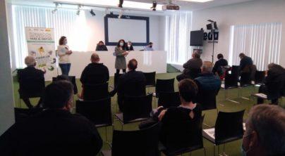 Charla informativa sobre Formación Profesional para el Empleo realizado en Albacete