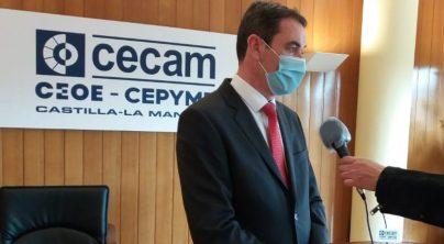 Declaración sobre las nuevas ayudas directas a empresas por el Secretario General de CECAM, Félix Peinado