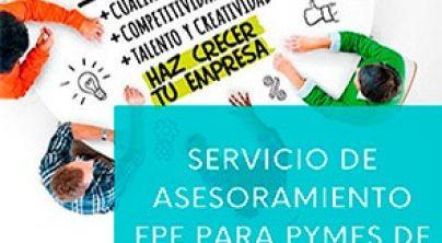 Servicio de asesoramiento FPE para PYMES de C-LM