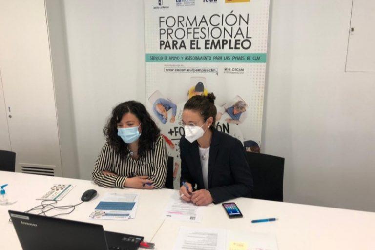 Charla Formación Profesional para el Empleo en Albacete