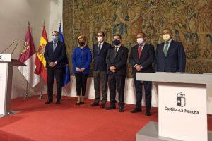 Fundación CEOE, CECAM y la Comunidad de Castilla-La Mancha firman el acuerdo de adhesión al 'Plan Sumamos. Salud + Economía'