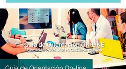Guía de orientación on-line: Formación profesional en C-LM