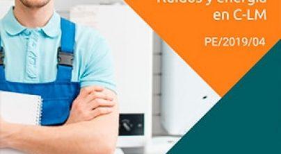 Necesidades formativas de las empresas instaladoras y mantenedoras de fluidos y energía en C-LM