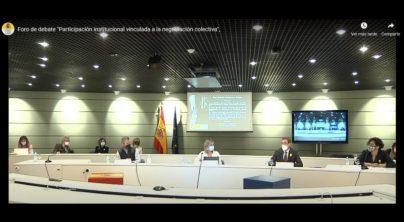 CECAM presenta el modelo de Diálogo Social de C-LM a nivel nacional, como ejemplo de paz social
