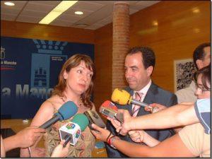 Lee más sobre el artículo CEAT-Castilla-La Mancha se presenta a la Consejera de Trabajo y Empleo.