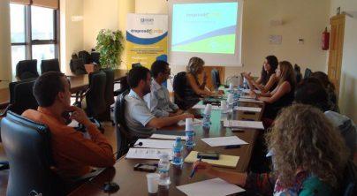 550 emprendedores de la región desarrollan su proyecto empresarial con Emprende+más de Enero a Junio