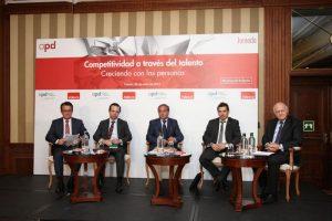 Lee más sobre el artículo El Presidente de CECAM reclama medidas para favorecer la competitividad de las pymes de la región